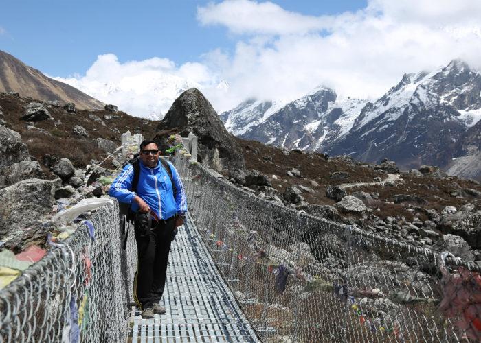 Langtang Valley Ganja La Pass Trek