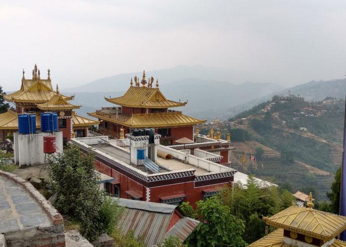 Namobuddha Day Hike