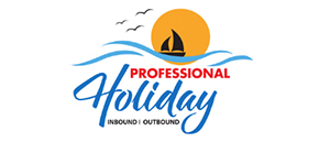 professional holiday logo